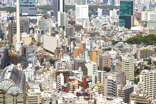 都市風景の写真素材 [FYI02834986]