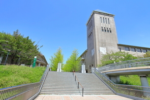 首都大学東京の写真素材 [FYI02835058]