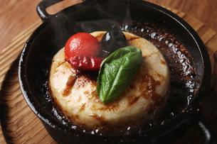 モッツァレラ料理の写真素材 [FYI02835071]