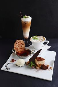 チョコレートケーキの写真素材 [FYI02835072]