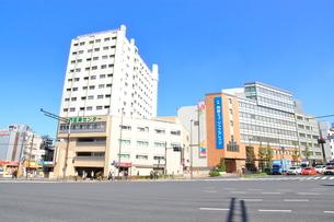 春日町交差点の写真素材 [FYI02835110]