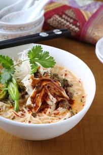 担々麺の写真素材 [FYI02835112]