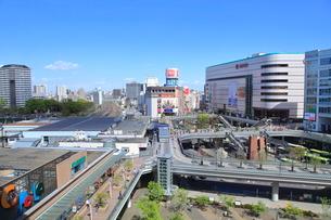 川口駅 埼玉県の写真素材 [FYI02835128]