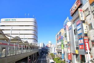 大船駅の写真素材 [FYI02835199]