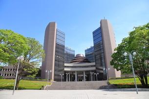 東京工科大学の写真素材 [FYI02835205]