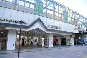 中村橋駅の写真素材 [FYI02835220]