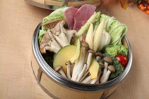 温野菜の写真素材 [FYI02835258]