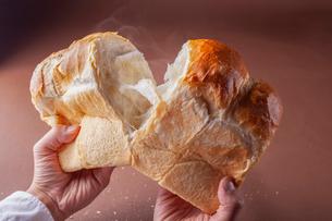 食パンイメージの写真素材 [FYI02835296]