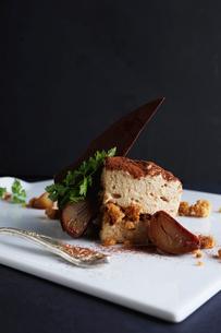 チョコレートケーキの写真素材 [FYI02835339]
