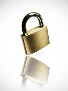 padlockの写真素材 [FYI02835407]