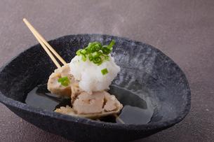 牡蠣おでんの写真素材 [FYI02835452]