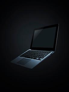 laptop computerの写真素材 [FYI02835602]
