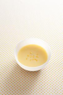 コーンスープの写真素材 [FYI02836260]