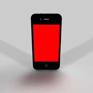 スマートフォンの写真素材 [FYI02836281]
