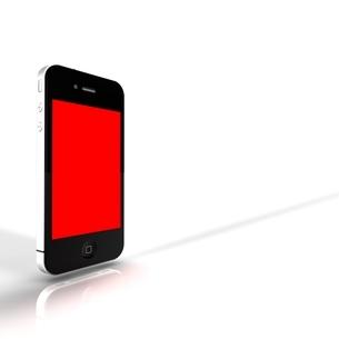スマートフォンの写真素材 [FYI02836397]