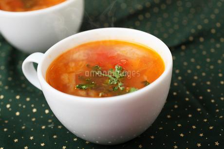 スープの写真素材 [FYI02836599]