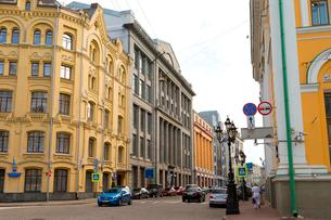 モスクワの風景の写真素材 [FYI02837131]