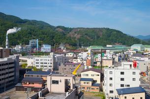 復興の進む釜石の写真素材 [FYI02837197]