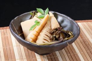 筍料理の写真素材 [FYI02837883]