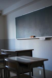 教室の風景の写真素材 [FYI02837973]