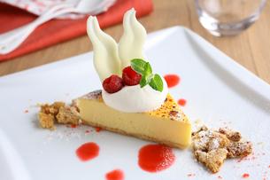 チーズケーキの写真素材 [FYI02838129]