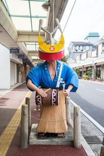 五島チャンココの公衆電話の写真素材 [FYI02838493]