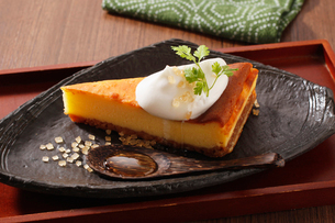 チーズケーキの写真素材 [FYI02838599]