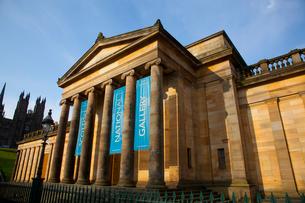 スコットランド国立美術館の写真素材 [FYI02838940]