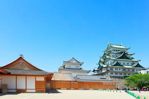 名古屋城の写真素材 [FYI02839534]