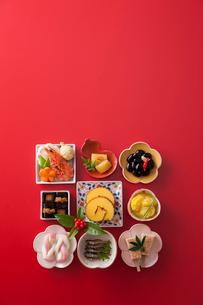 おせち料理の写真素材 [FYI02839539]
