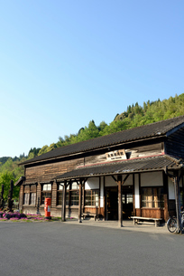 大隅横川駅の写真素材 [FYI02839558]