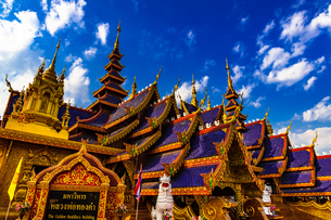 タイ  スコータイ  ワット・ピパットの写真素材 [FYI02839629]