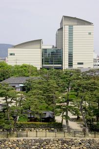 讃岐高松城跡 披雲閣の写真素材 [FYI02839707]