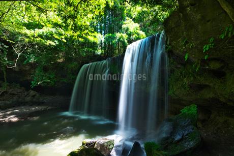 鍋ヶ滝の写真素材 [FYI02839744]