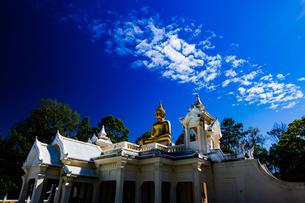 タイ ワット・バンナムアンの写真素材 [FYI02840006]