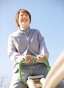 笑顔の日本人女性の写真素材 [FYI02840650]