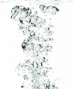 気泡の写真素材 [FYI02840707]