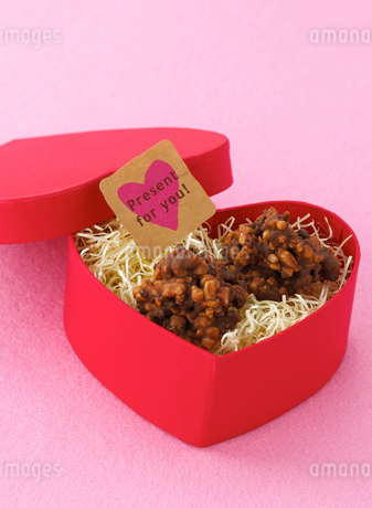 バレンタインチョコレートの写真素材 [FYI02845798]
