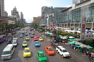 バンコク市内の写真素材 [FYI02846150]