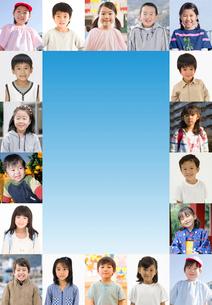 子供集合の写真素材 [FYI02847317]
