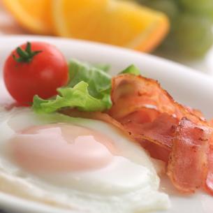朝食の写真素材 [FYI02848603]