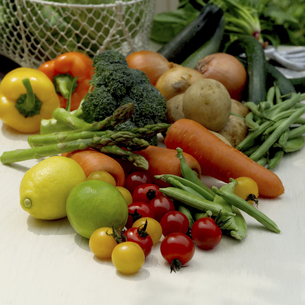 野菜集合の写真素材 [FYI02848945]