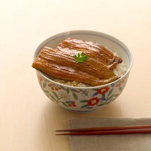 うな丼の写真素材 [FYI02848997]