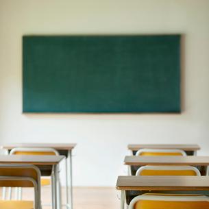 教室の写真素材 [FYI02849305]
