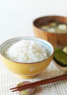 和食の朝食の写真素材 [FYI02849690]