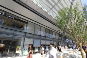 東京駅八重洲口の写真素材 [FYI02849804]