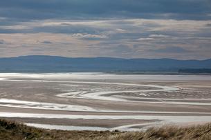 Beach at low tideの写真素材 [FYI02853096]
