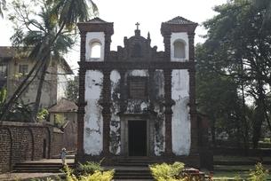 Chapel of St Catherineの写真素材 [FYI02853356]