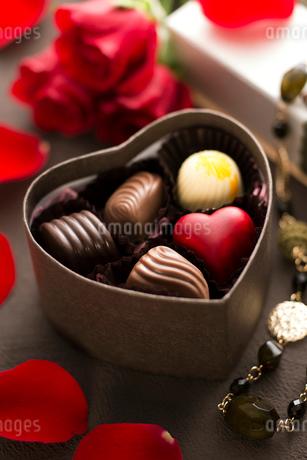 バレンタインチョコレートの写真素材 [FYI02854059]