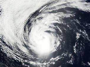 Hurricane Elidaの写真素材 [FYI02855993]